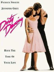 Dirty Dancing Movie Poster