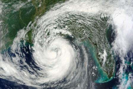 NASA Photo of Isaac