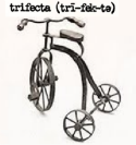 Trifecta Logo