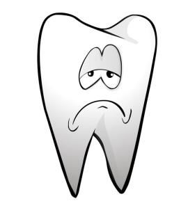 Image result for unhappy teeth