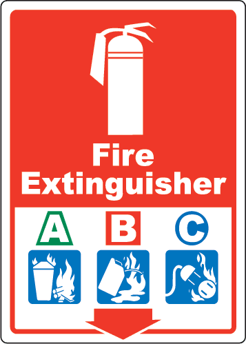 Fire Extinguisher - Type B